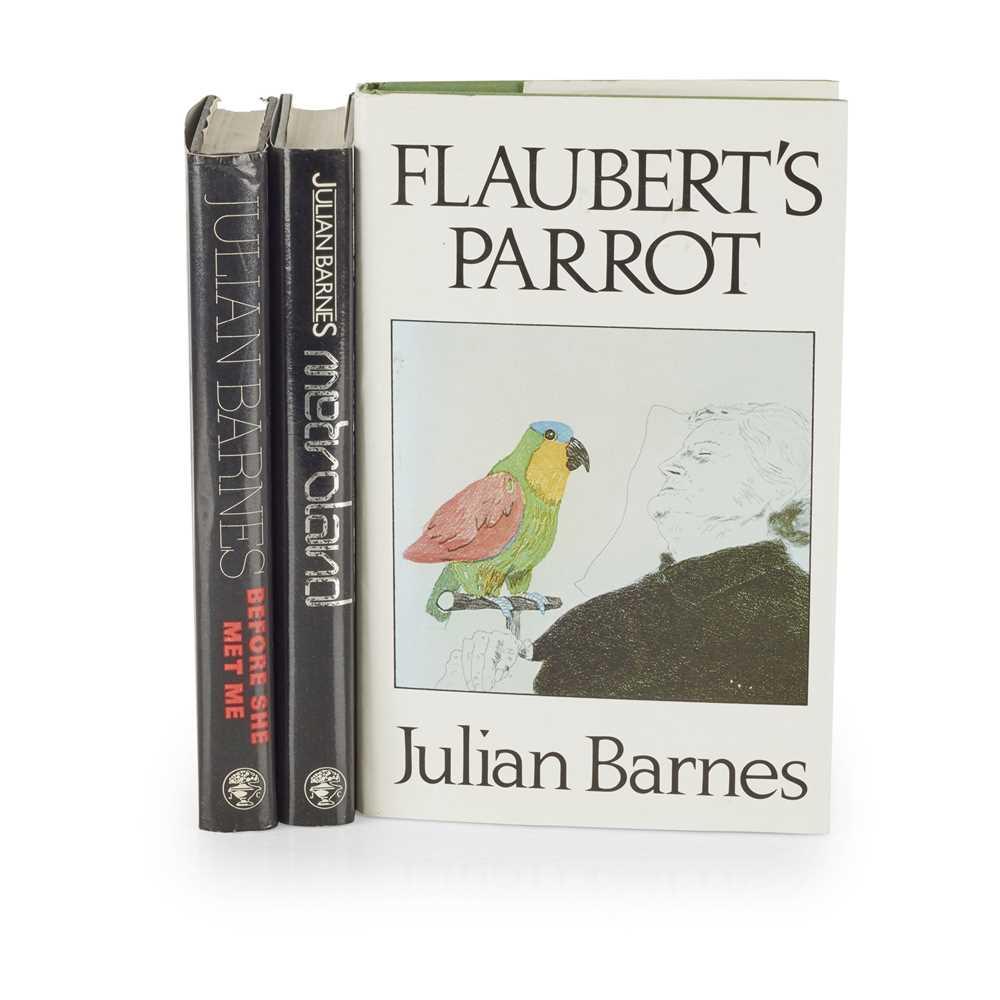 Lot 88 - Barnes, Julian