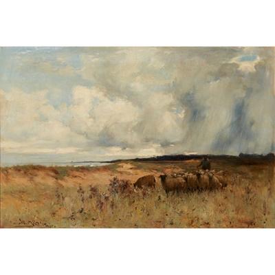 Lot 2 - JOSEPH MILNE (SCOTTISH 1857-1911)