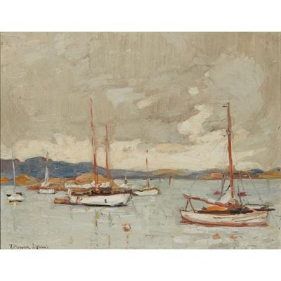 Lot 12 - THOMAS BONAR LYON (1873-1955)