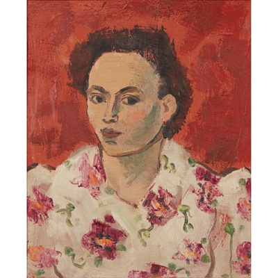 Lot 77 - ANNE ESTELLE RICE (AMERICAN 1879-1959)