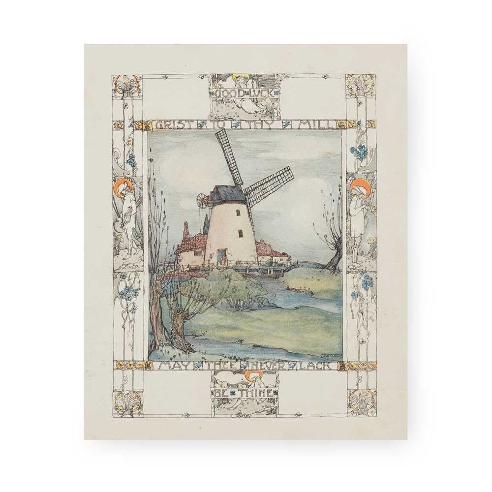 Lot 5 - Bookplates, a large collection, c. 235,  including  by Jessie M. King
