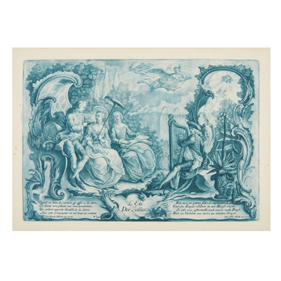 Lot 12 - Nilson, Johann Esaias (1721-1788)