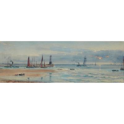 Lot 61 - FRANK WATSON WOOD (SCOTTISH 1862-1953)