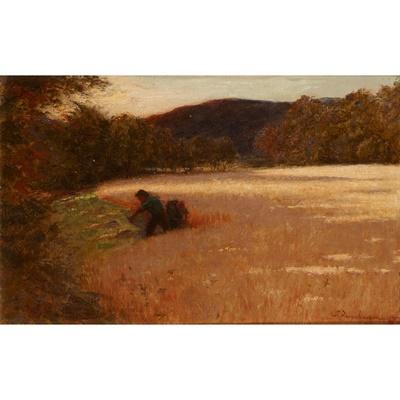 Lot 102 - JOSEPH FARQUHARSON R.A. (SCOTTISH 1846-1935)