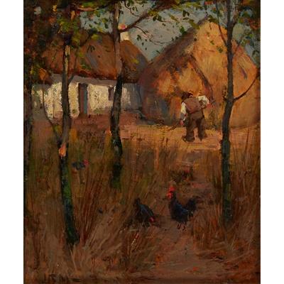Lot 105 - JOHN REID MURRAY (SCOTTISH 1861-1906)