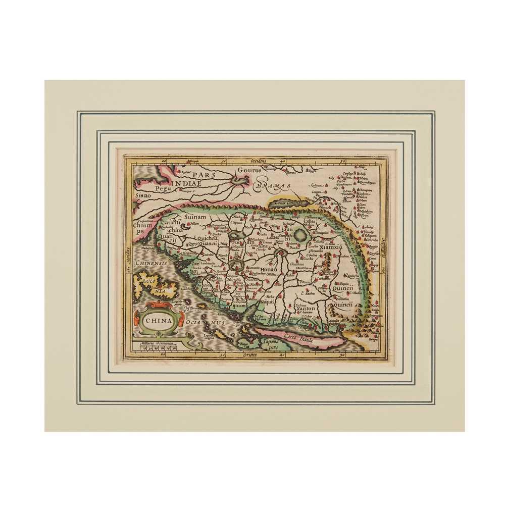 Lot 28 - China - Mercator and Hondius