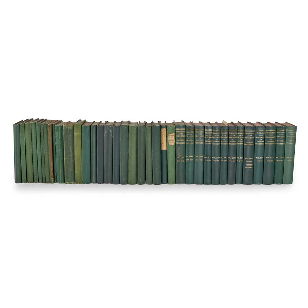 Lot 50 - Gaelic Society of Inverness
