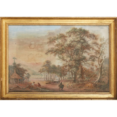 Lot 13 - ATTRIBUTED TO PAUL SANDBY