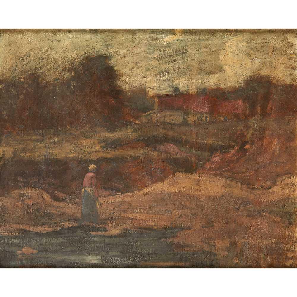 Lot 163 - WILLIAM STRANG R.A., R.P.E. (SCOTTISH 1859-1921)