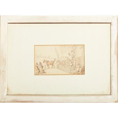 Lot 32 - THOMAS ROWLANDSON (BRITISH 1756-1827)