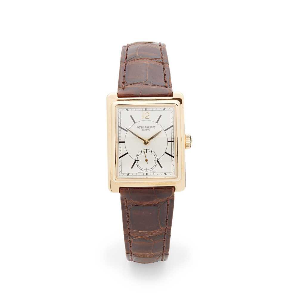 Lot 143 - Patek Philippe: a gentleman's gold watch