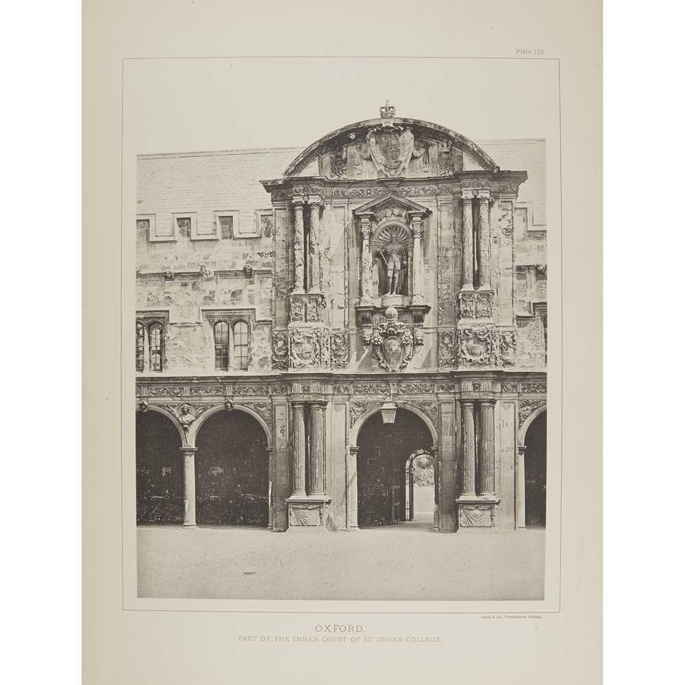 Lot 2 - Architectural Folios
