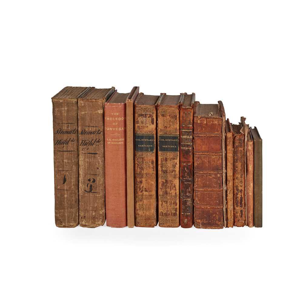 Lot 62 - Scottish Books