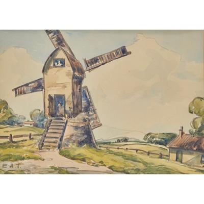 Lot 515 - ERNEST ARCHIBALD TAYLOR (1874-1951)
