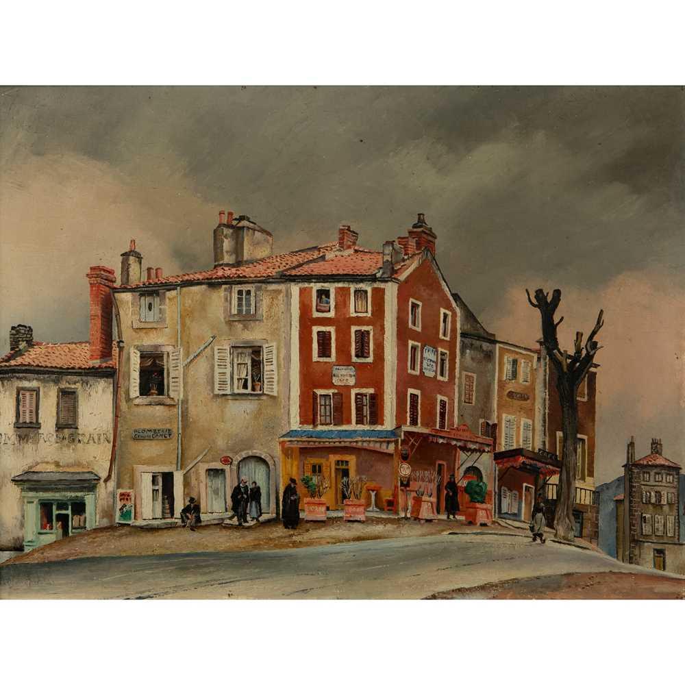 Lot 79 - Fred Uhlman (German/British 1901-1985)