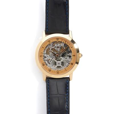 Lot 143 - Piaget: a rare Altiplano wrist watch