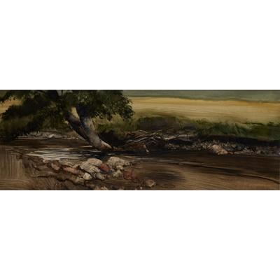 Lot 80 - JAMES MORRISON R.S.A., R.S.W., L.L.D. (SCOTTISH  1932-2020)