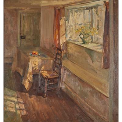 Lot 85 - LAURA BARBARA SUTHERLAND FIDLER (SCOTTISH 1863-1935)