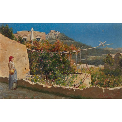 Lot 71 - J. G. WHITE (19TH/20TH CENTURY BRITISH)