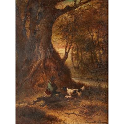 Lot 413 - HENRIETTA RONNER KNIP (DUTCH 1821-1909)