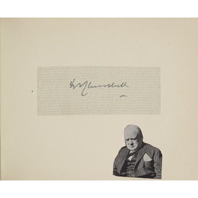 Lot 100 - Autograph Album