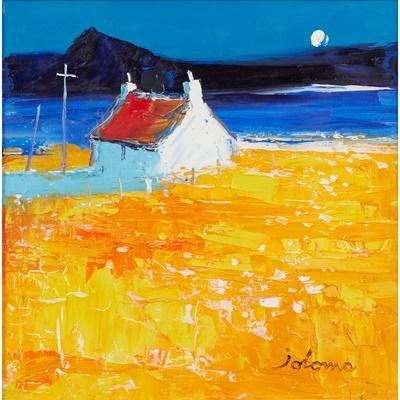 Lot 25 - JOHN  LOWRIE MORRISON (JOLOMO) O.B.E. (SCOTTISH 1948-)