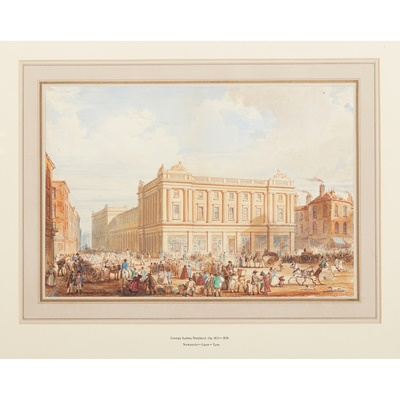 Lot 423 - ATTR. TO GEORGE SIDNEY SHEPHERD (BRITISH 1784–1862)