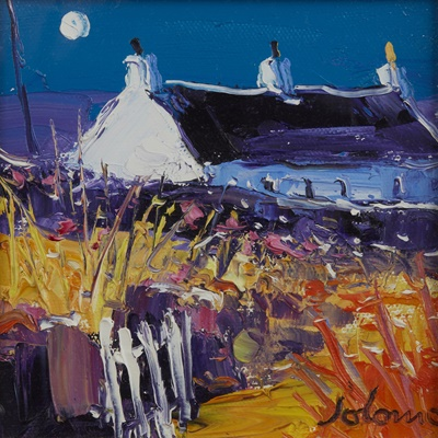 Lot 113 - JOHN  LOWRIE MORRISON (JOLOMO) O.B.E. (SCOTTISH 1948-)