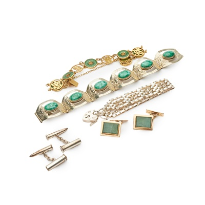 Lot 183 - A collection of jewellery