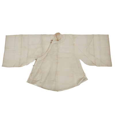 Lot 14 - COLLECTION OF TWELVE CHINESE COSTUMES