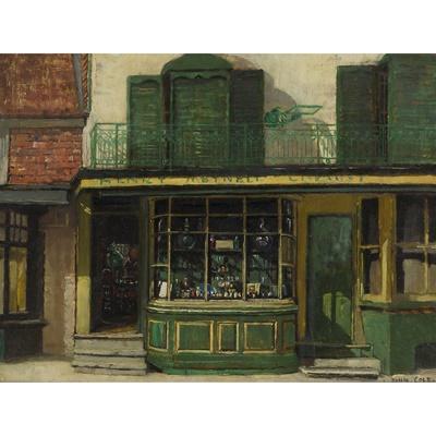 Lot 90 - JOHN COLE R.B.A., R.O.I. (BRITISH 1903-1975)