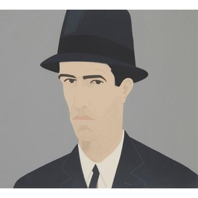 Lot 252 - ALEX KATZ (AMERICAN 1927-)