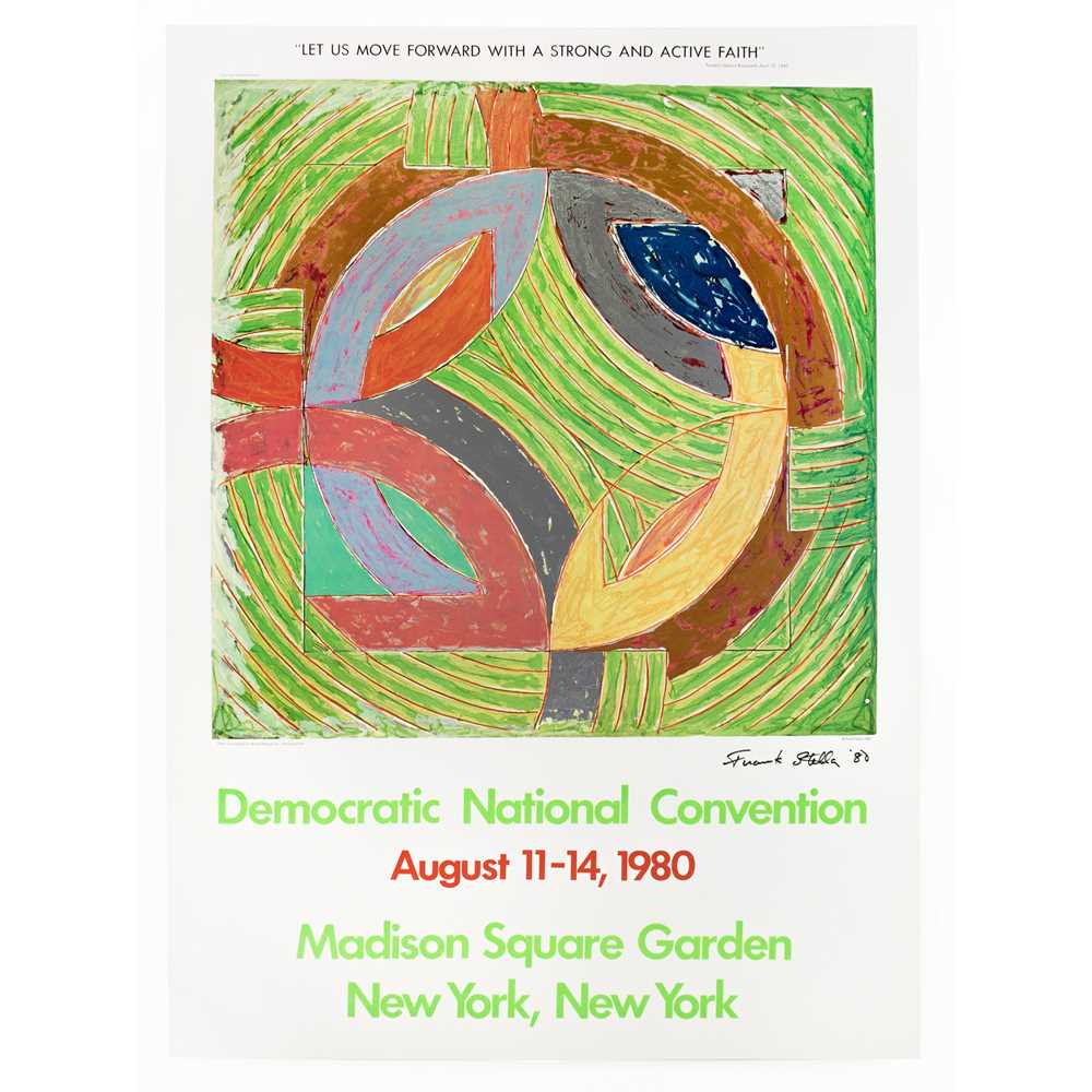 Lot 332 - AFTER FRANK STELLA  (American 1936- )