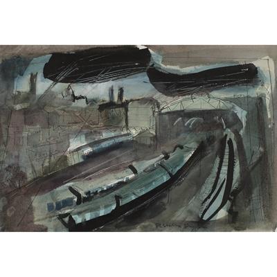 Lot 63 - TONY GILES (BRITISH 1925-1994)