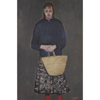 Lot 4 - AGNES DREY (BRITISH 1890-1957)