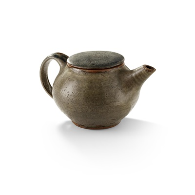 Lot 13 - BERNARD LEACH (BRITISH 1887-1979) (ATTRIBUTED TO) AT LEACH POTTERY