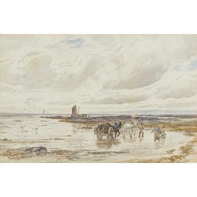 Lot 78 - ALEXANDER BALLINGALL (SCOTTISH 1870-1910)