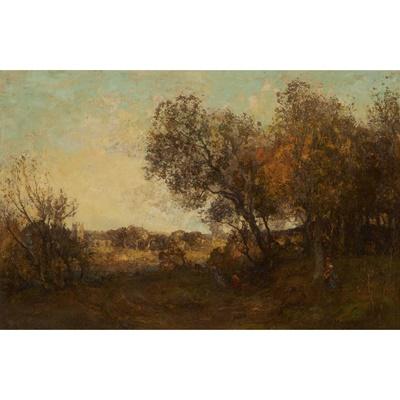 Lot 161 - WILLIAM MOUNCEY (SCOTTISH 1852-1901)