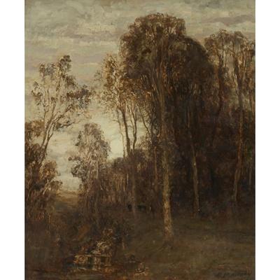 Lot 160 - WILLIAM MOUNCEY (SCOTTISH 1852-1901)
