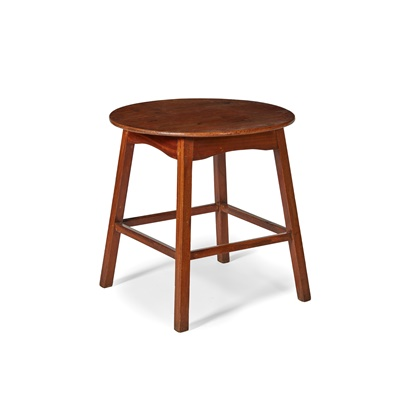 Lot 30 - PROVINCIAL FRUITWOOD TAVERN TABLE
