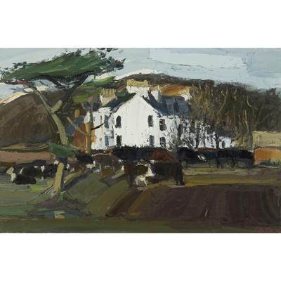 Lot 174 - JAMES FULLARTON (SCOTTISH 1946-)