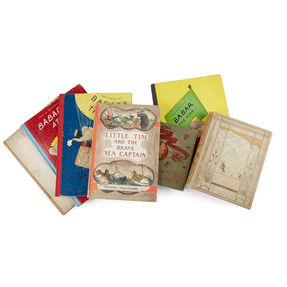 Lot 29 - 7 Children's Books