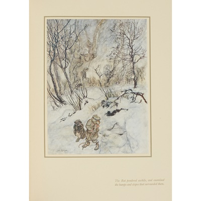 Lot 158 - Grahame, Kenneth - Arthur Rackham, illustrator