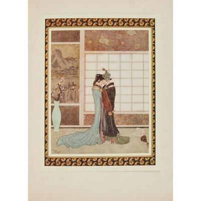 Lot 155 - Housman, Laurence - Edmund Dulac, illustrator