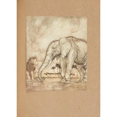 Lot 163 - Rackham, Arthur, illustrator
