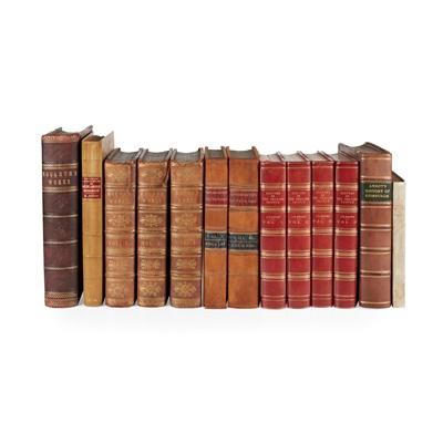 Lot 123 - Miscellaneous books