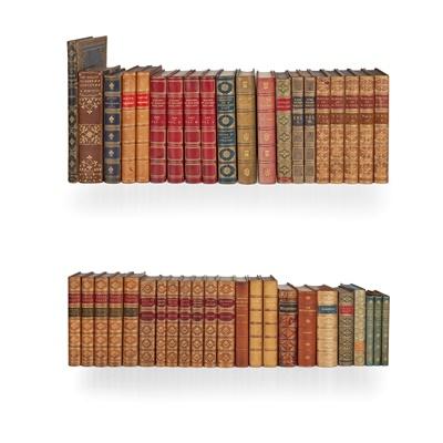 Lot 165 - Bindings, 43 volumes