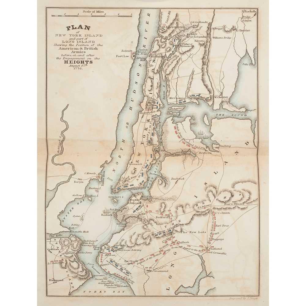 Lot 48 - American Revolutionary War - Marshall, John