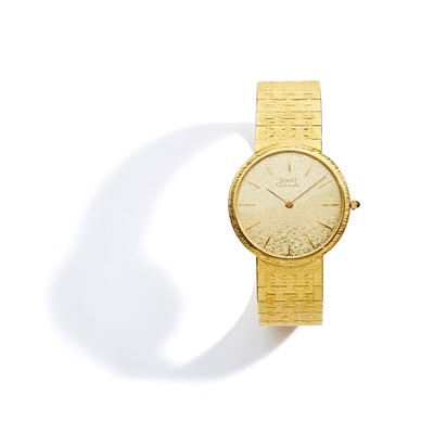 Lot 148 - Piaget: a mid-20th century dress watch