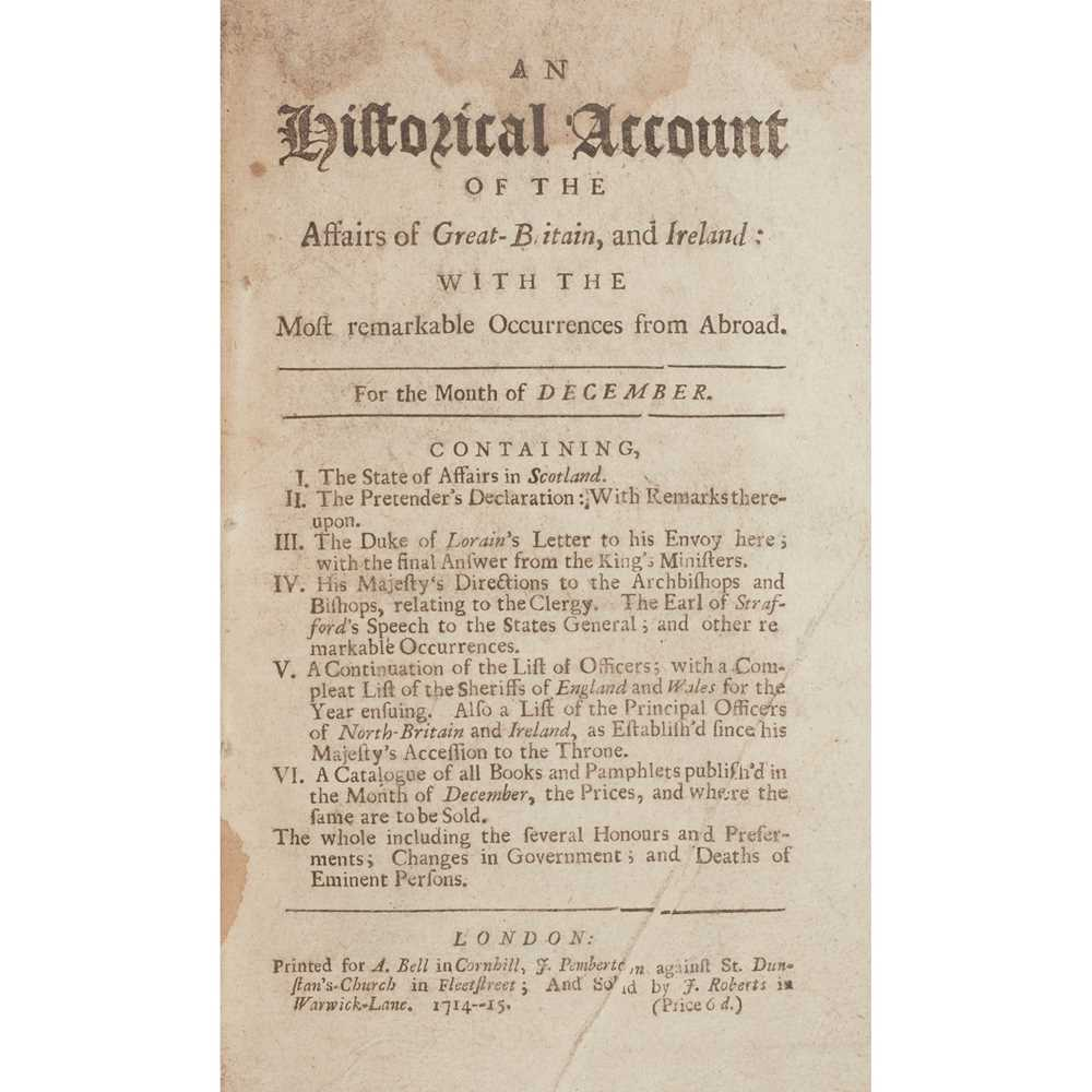 Lot 46 - 4 works in one volume